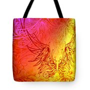 Fly Away 3 Tote Bag