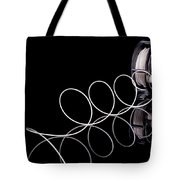 Fly Fishing Reel Tote Bag