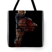 Fly High Supergirl Tote Bag