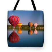 Fly New Mexico Tote Bag