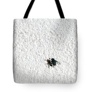 Fly On A Wall Tote Bag