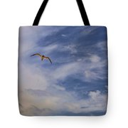 Fly To Your Tomorrow Tote Bag