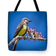 Flycatcher Tote Bag