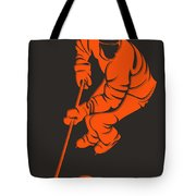 Flyers Shadow Player3 Tote Bag