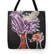 Flying Birds On The Big Tree Tote Bag