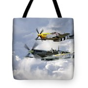 Flying Brothers Tote Bag