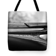Flying Cadillac  Tote Bag