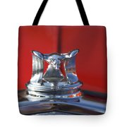 Flying Duck Hood Ornament Tote Bag