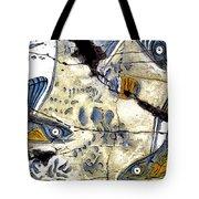 Flying Fish No. 3 - Study No. 2 Tote Bag