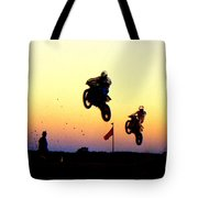 Flying Frenchmen Tote Bag