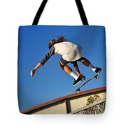 Flying High - Action Tote Bag