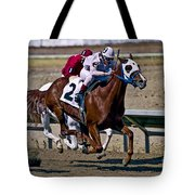 Flying Hooves Tote Bag