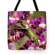 Flying In Lunch Tote Bag