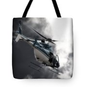 Flying Into The Light Tote Bag