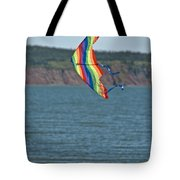 Flying Kite Tote Bag