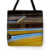 Flying Lady Ornament Tote Bag