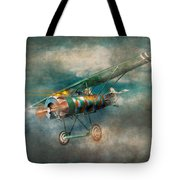 Flying Pig - Acts Of A Pig Tote Bag
