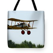 Flying Rc Tote Bag by Thomas Young
