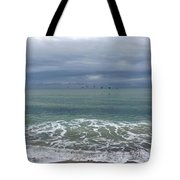 Flying Weather Tote Bag
