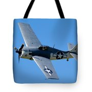 Fm-2 Flyby Tote Bag