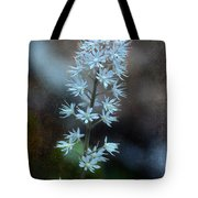 Foam Flower Tote Bag
