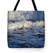 Foamy Brine Tote Bag