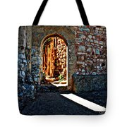 Focus On The Light Tote Bag