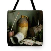 Foes In The Guise Of Friends Tote Bag