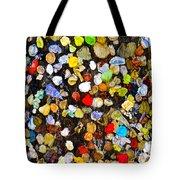 Colorful Gum Tote Bag