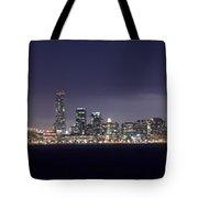 Fog City San Francisco Tote Bag