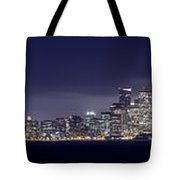 Fog City San Francisco2 Tote Bag