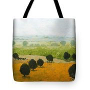 Fog Lifting Fast Tote Bag