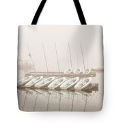 Fogged In Again Tote Bag