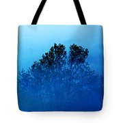 Fogged Out Tote Bag