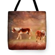 Foggy Day - Featured In Funky Images Group Tote Bag