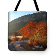 Foggy Frio #6 2am-109069 Tote Bag
