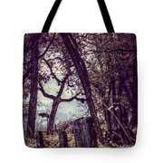 Foggy Memories Tote Bag