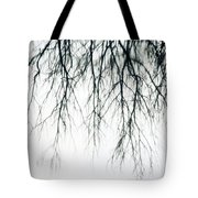 Foggy Reflection Tote Bag