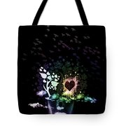 Foggy Thoughts Tote Bag
