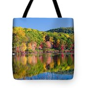 Foilage In The Fall Tote Bag