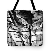 Folding Structure I Tote Bag