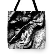Folding Structure IIi Tote Bag