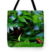 Foliage N Such Tote Bag