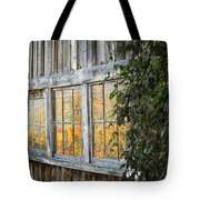 Foliage Reflections Tote Bag