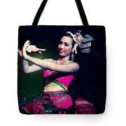 Folk Dance Tote Bag