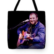Folk Musician David Bazan In Concert Tote Bag