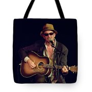 Folk Singer Greg Brown Tote Bag