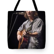 Folk Singer Griffen House Tote Bag