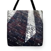 Follow Me - Abstract Photography By Sharon Cummings Tote Bag