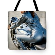 Follow Me If You Can Tote Bag